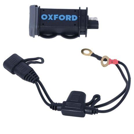 _Caricabatterie Oxford USB 2.1 | EL114 | Greenland MX_