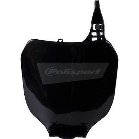 _Piastra Frontale Polisport Yamaha YZ 125/250 00-04 YZ 250 F 01-04 YZ 450 F 03-04 Nero | 8658000002 | Greenland MX_