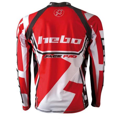 _Maglia Hebo Trial Race Pro II Rosso | HE2172R | Greenland MX_