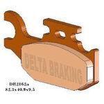 _Pastiglie Freno Posteriore Delta Yamaha YFM Raptor 700 06-08 | DB2162 | Greenland MX_