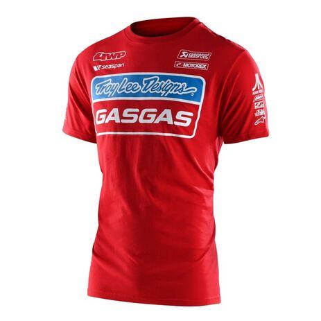 _Maglietta Troy Lee Designs Gas Gas Team Rosso   701318002-P   Greenland MX_