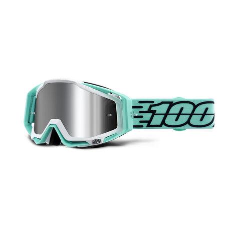 _Occhiali 100% Racecraft Plus Flash Mirror   50120-339-P   Greenland MX_