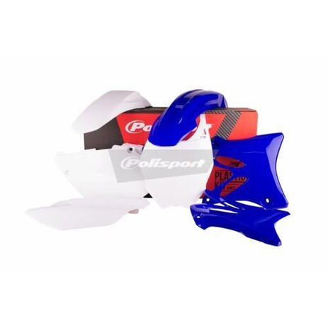 _Kit Plastiche Polisport Yamaha YZ 125/250 06-14 | 90527 | Greenland MX_