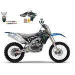 _Kit Adesivi Blackbird Replica Team Yamaha Monster Energy YZF 450 10-13 | 2240R | Greenland MX_