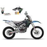 _Kit Adesivi Blackbird Replica Team Yamaha Monster Energy YZF 450 10-13 | 2240R | Greenland MX_