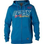 _Felpa con Cappuccio Fox Flection Blu | 21142-157-P | Greenland MX_