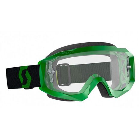 _Occhiali Scott Hustle X MX Verde/Nero | 2681831089113-P | Greenland MX_