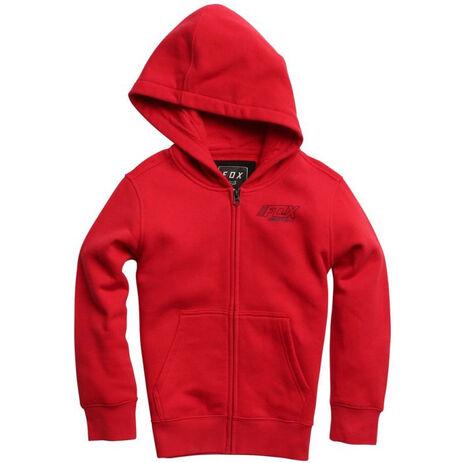 _Felpa Bimbo Fox Edify Rosso   20996-208-YP   Greenland MX_