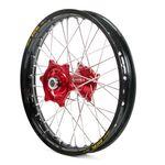 _Ruota Posteriore  Talon-Excel Honda CRF 250 R 14-.. 450 R 13-..19 x 2.15 Rosso-Nero | TW801PRBK | Greenland MX_