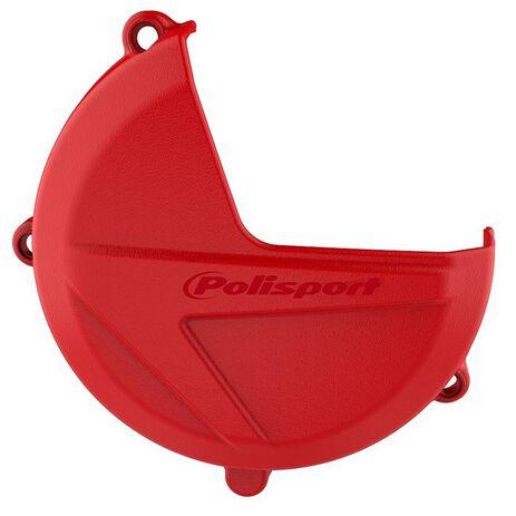 _Protezione Coperchio Frizione Polisport Beta RR 250/300 13-17 Rosso | 8463200002-P | Greenland MX_