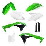 _Full Kit In Plastica Acerbis Kawasaki KX 250 F 2017 | 0022378.553-P | Greenland MX_
