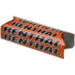 _Protezione Manubrio Renthal Fat Bar Team Issue Arancione   P276-P   Greenland MX_