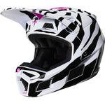 _Casco Fox V3 Zebra Limited Edition | 23659-559 | Greenland MX_