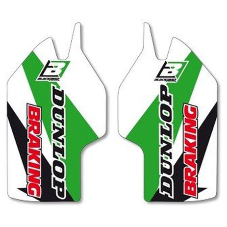 _Kit Adesivi Parasteli Forcella Blackbird Kawasaki KX 250 F 09-16 450 F 09-15 | 5426 | Greenland MX_