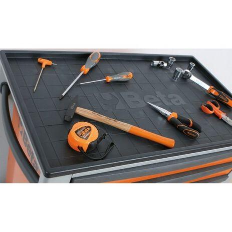 _Cassettiera Mobile con 8 Cassetti Beta Tools   C24S-8-O-P   Greenland MX_