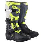 _Stivali Botas Alpinestars Tech 3 Nero/Grigio/Giallo   2013018-1055   Greenland MX_