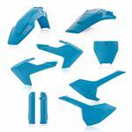 _Full Kit In Plastica Acerbis Husqvarna TC 250 17-18 FC 16-18 Blu | 0021831.041-P | Greenland MX_