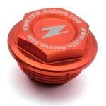 _Coperchio Pompa Freno Posteriore Zeta KTM 125-530 04-.. Arancione | ZE86-7110 | Greenland MX_
