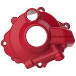 _Protezione Coperchio Avviamento Polisport Honda CRF 250 R 18-19 Rosso | 8465900002 | Greenland MX_