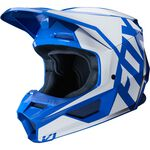 _Casco Fox V1 Prix Blu | 25471-002 | Greenland MX_
