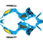 _Kit Adhesivos Completo Logo Yamaha Ténéré 700 19-.. Azul/Amarillo/Negro | SK-YTE70019LOBLYBK-P | Greenland MX_