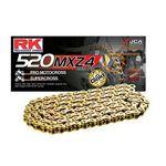 _Catena RK 520 MXZ4 Super Rinforzata 120 Passi Oro | HB752033120G | Greenland MX_