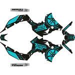 _Kit Completo Adesivi Logo Yamaha Ténéré 700 19-.. | SK-YTE70019LOBKTU-P | Greenland MX_