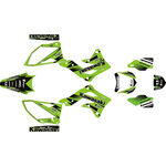 _Kit Completo Adesivi Kawasaki KX 250 F 13-16 Green Edition | SK-KX250F1316GR-P | Greenland MX_