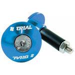 _Tappi Manubrio Trial Jitsie 14-17 mm Blu | JI-TLBAR-BL | Greenland MX_