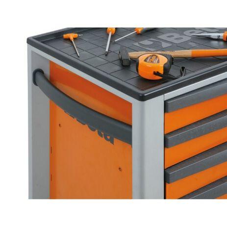 _Cassettiera Mobile con 5 Cassetti Beta Tools   C24S-5-O-P   Greenland MX_
