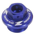 _Tappo Riempimento Olio Suzuki RM 80/85 01-17 RM 125/250 01-08 RMZ 250 07-19 Blu | ZE89-2212 | Greenland MX_